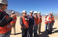 Directiva del Colegio Médico de Rancagua visitó terreno de Codelco donde se propone desarrollar proyecto de almacenamiento de residuos arsenicales