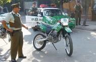 Detienen a jóvenes delincuentes que huyeron y chocaron en vehículo robado