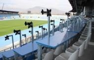 Tribuna y Centro de Prensa ya están listos para recibir la Copa América en Rancagua