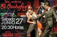 Teatro Regional de Rancagua presenta: Una noche en el Cachafaz