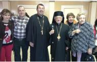 Comunidad Ortodoxa de Rancagua recibe visita de Arzobispo Metropolitano