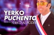 """""""Yerko al poder"""" El más ácido humorista vuelve a la carga"""
