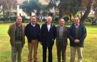 Embajador de España Visita Centro Español de Rancagua