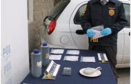 PDI decomisa más de 900 papelillos de cocaína en Rancagua