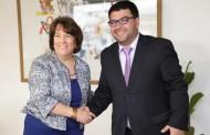 Ministra de Educación se reúne con Intendente Regional para analizar instalación de la Universidad de O'Higgins
