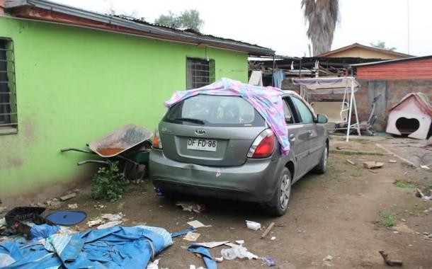 Carabineros recupera en Rancagua vehículo robado en Requínoa