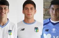 """Tres guerreros celestes defenderán a la """"Roja"""" en el Mundial Sub 17"""