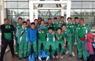 Alumnos de Colegio Moisés Mussa viajan a Argentina a participar en campeonato de fútbol