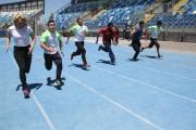 Más de 650 participantes llenaron de colorido las VII Olimpiadas Especiales Rancagua 2015