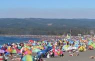 Fragata Portuguesa: Gobernación de Cardenal Caro aclara que nunca se ha decretado el cierre de  las playas de Pichilemu