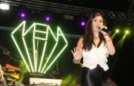 Javiera Mena sedujo al público rancagüino con su aclamado y transgresor electro pop