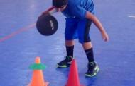 Básquetbol para niños: nueva disciplina deportiva en Machalí