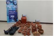 Artesano sufre robo de artículos que iban a ser exhibidas en Expomimbre