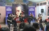 Este fin de semana continuó la celebración de los 260 años de Mozart en Rancagua