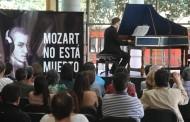 """Este fin de semana el piano fue el gran protagonista del Festival Internacional """"Mozart: 260 Años"""""""