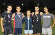 Con gran éxito se llevó a cabo el primer torneo nocturno de atletismo en Rancagua