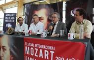 Rancagua se sumará a los festejos de los 260 años de Mozart con atractivas actividades