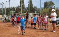 Escuela Municipal de Tenis de Rancagua realizó el exitoso Torneo Verano 2016