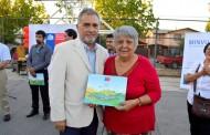 Familias de la Villa Don Mateo 3 mejorarán sus viviendas con aislación térmica