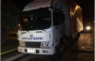 PDI Recupera camión que fue robado tras violento asalto