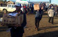 Graneros es la primera comuna que entrega ayuda en terreno a los chilotes