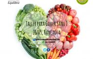En Rancagua realizarán  taller para aprender a cocinar más sano