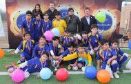 Sun Monticello junto a O'Higgins desarrollan clínica de fútbol para niños de comunas aledañas