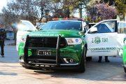 Modernos vehículos para Carabineros llegan a la Región de O'Higgins