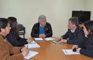 Sernatur y CONAF se reúnen para forjar acciones conjuntas para potenciar el turismo sustentable en O'Higgins