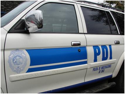 San Vicente: PDI detiene a mujer que usaba a menores de edad para comercializar droga frente a colegio