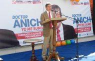 Municipales 2016: Doctor Anich firmó acuerdo Programático por Rancagua