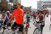 """En Rancagua se desarrollará Tercera Cicletada Familiar """"A Ranca…Cleta"""" pedalea por un aire limpio"""