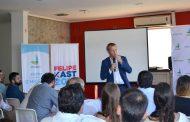 Candidato presidencial Felipe Kast en conversatorio con vecinos de la región de O'Higgins