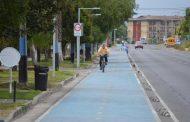 Con 15 kilómetros de ciclovías se cumplirá meta presidencial en la región