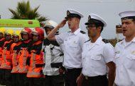 Marinos llegarán a reforzar la labor en prevención y seguridad en Pichilemu