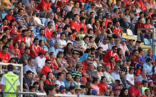 Comienza la entrega de entradas para el Sudamericano Sub 17 que se jugará en Rancagua