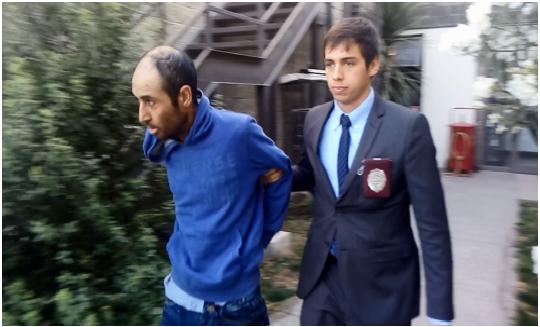 """PDI detiene a sujeto apodado """"El Lenteja"""" tras esclarecer robo en Rancagua"""