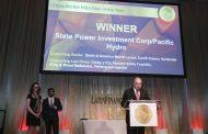 Pacific Hydro gana premio internacional por transacción con SPIC