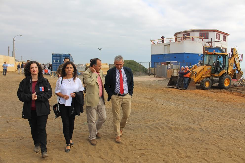 Pichilemu: Millonaria inversión para mejorar el borde costero
