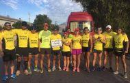 700 corredores de la Región de O'Higgins serán parte del Entel Maratón de Santiago 2017