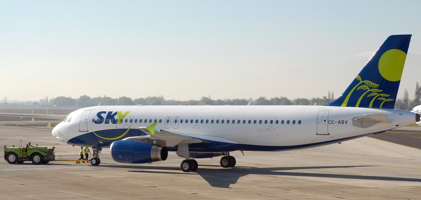 SKY Airline anuncia valores e inicio de cobros por servicios adicionales