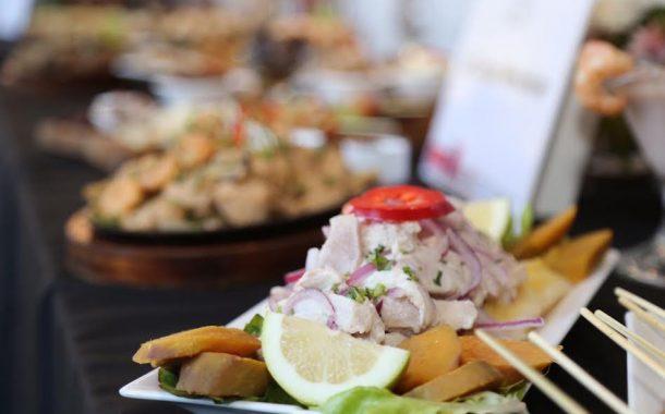 Masivo lanzamiento del proyecto Barrio Gastronómico de Rancagua