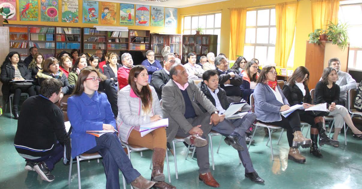 Iniciativa ARPA fue presentada en reunión de directores y jefes técnicos de Rengo