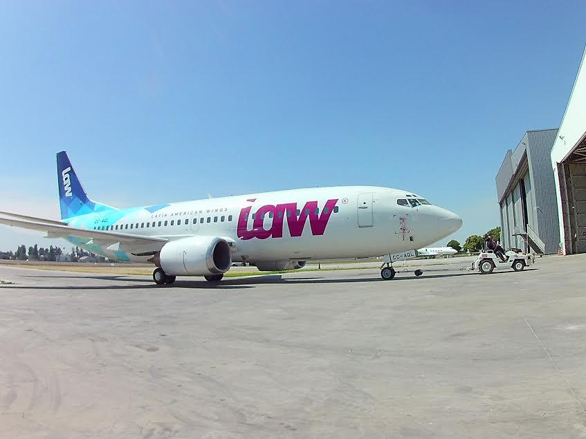 Latin American Wings abre nueva ruta uniendo Puerto Montt con Santiago