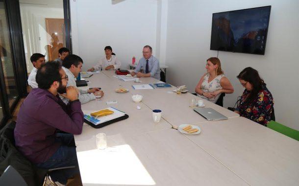Representantes de la Universidad de Southampton  de Inglaterra visitaron la UOH