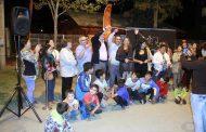 Vecinos de villa Yerbas Buenas convierten en realidad el sueño de contar con una sede social