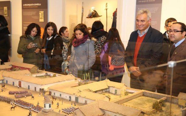 Con la inauguración de la Museografía de la Casa del Ochavo del Museo Regional se dio inicio oficial  a las actividades del Día Nacional del Patrimonio