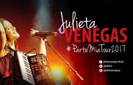 """Julieta Venegas llega a Sun Monticello con """"Parte Mia Tour 2017"""""""