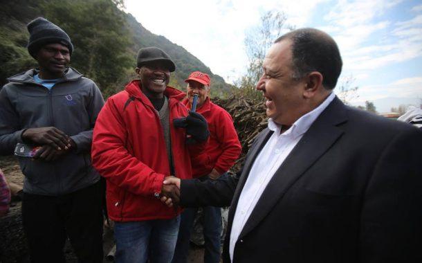 Día del Patrimonio: Haitianos se integraron a la celebración y rutas históricas en Graneros
