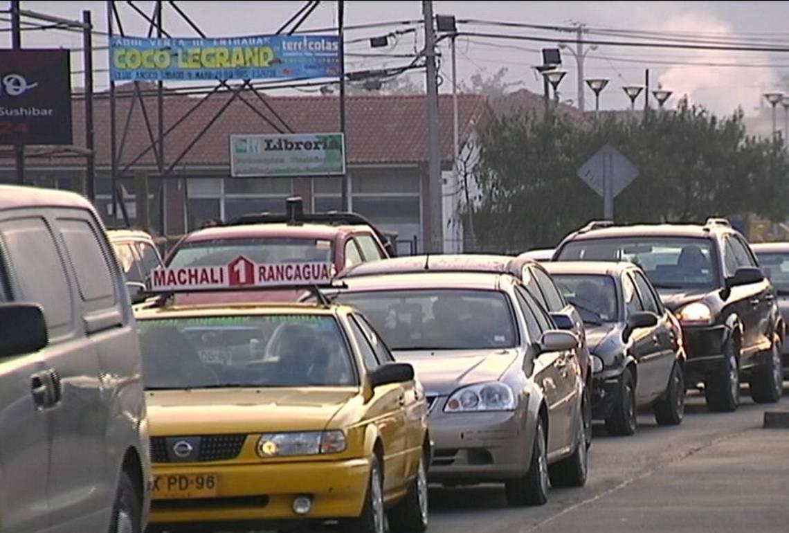 """Gobierno Regional, municipios y movimiento """"No +Taco Machalí"""